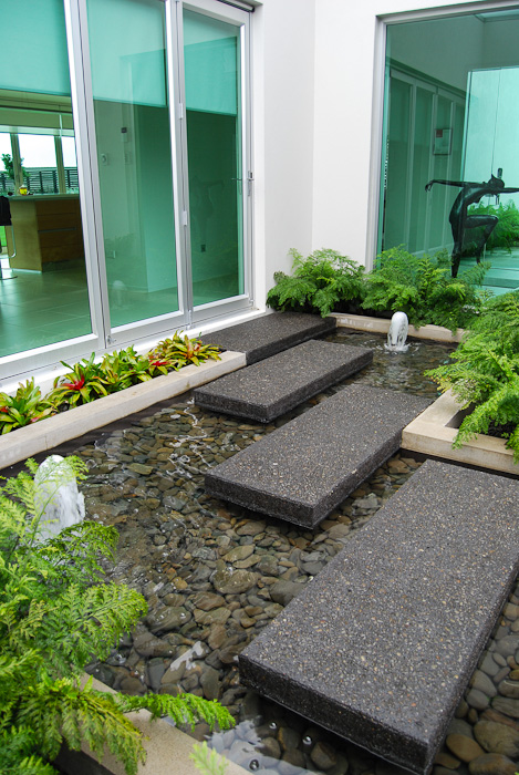 Water feature create a scape new plymouth taranaki for Landscaping rocks new plymouth