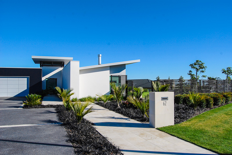 Create a scape create a scape new plymouth taranaki for Landscaping rocks new plymouth