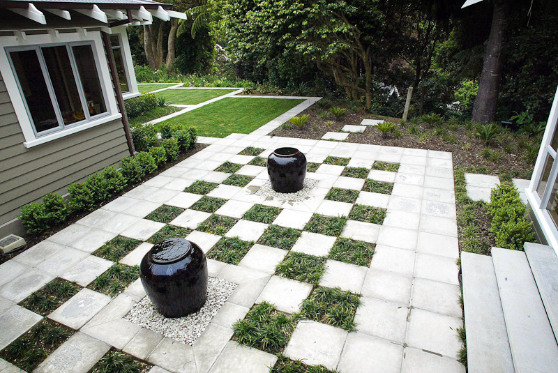 Paving Tiling Create A Scape New Plymouth Taranaki Landscaping Am